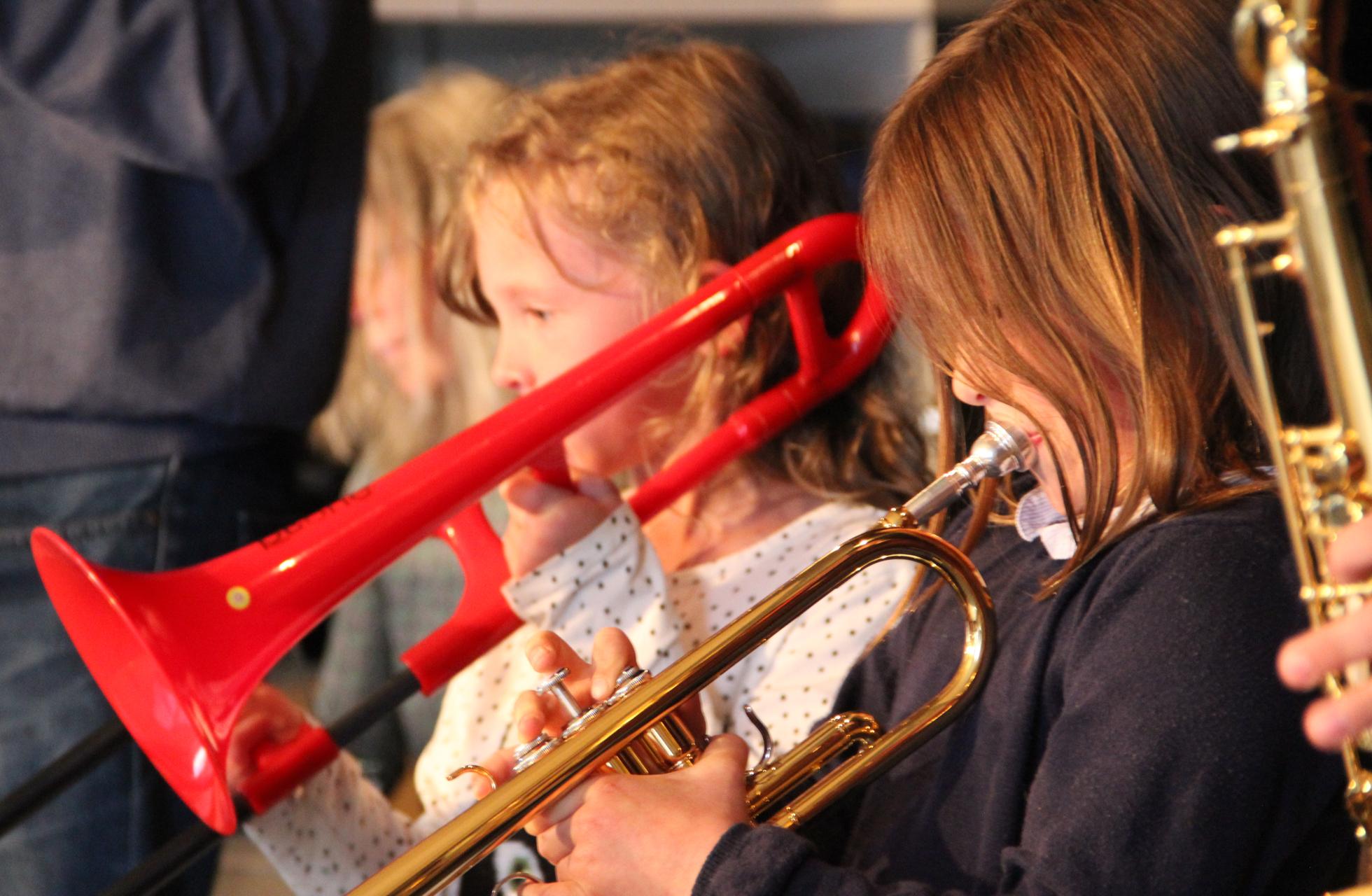 Musikskolans vårkonsert i Hansjö Bygdegård 28 maj 2019