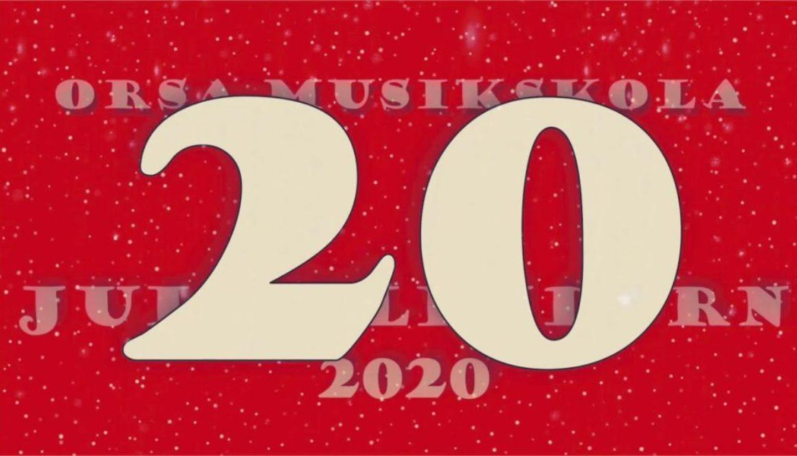 Julkalendern – lucka nr 20