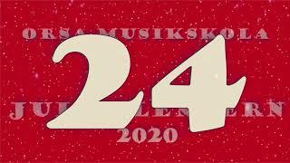 Julkalendern – lucka nr 24