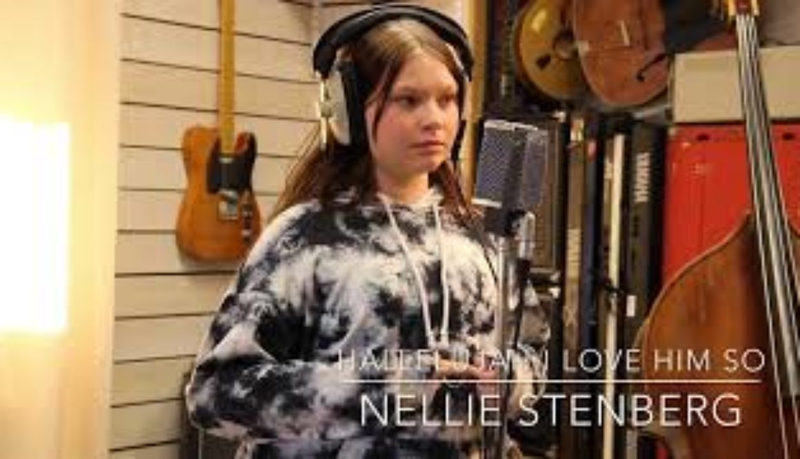 Nellie sjunger Ray Charles